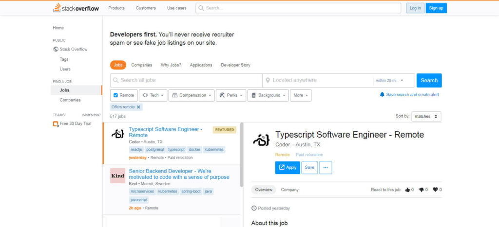 find-jobs-using-stack-overflow